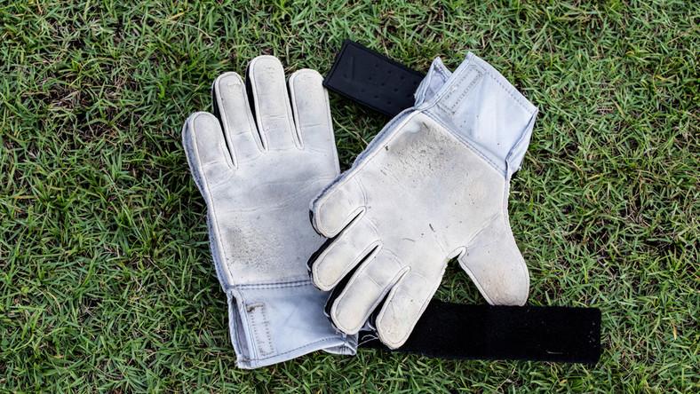 Rękawice bramkarskie