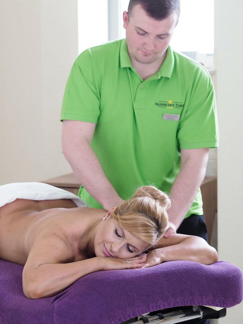 Katarzyna Skrzynecka masaż