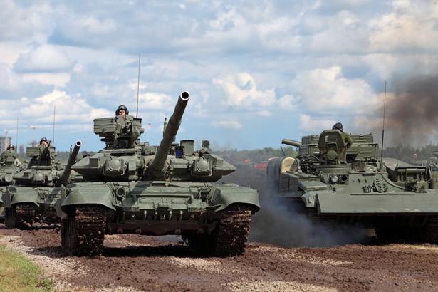 Rosja sprzedaje sprzęt wojskowy do rządzonej przez juntę Birmę