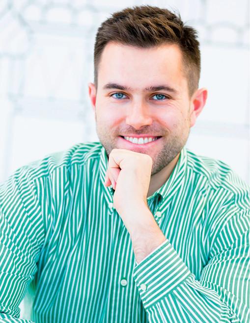 Filip Majdowski, wicedyrektor departamentu systemu podatkowego w Ministerstwie Finansów