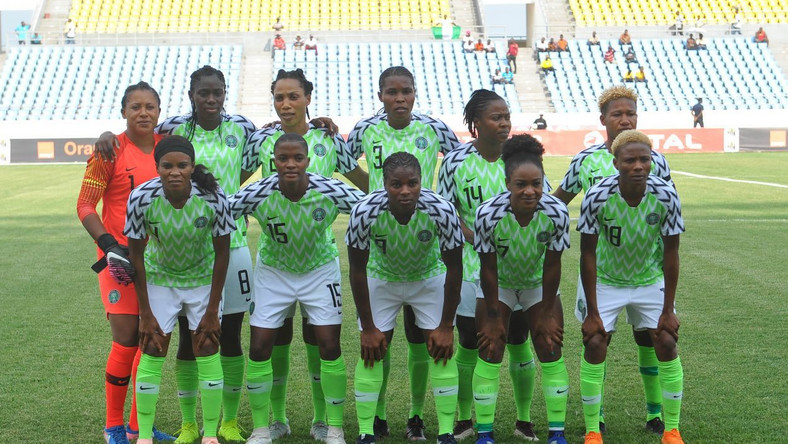 Image result for images of Super Falcons