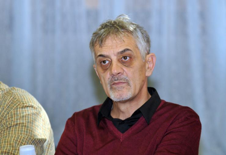Novi Sad 483 Zeljko Mijanovic Srpsko narodno pozoriste pres konferencija foto Robert Getel