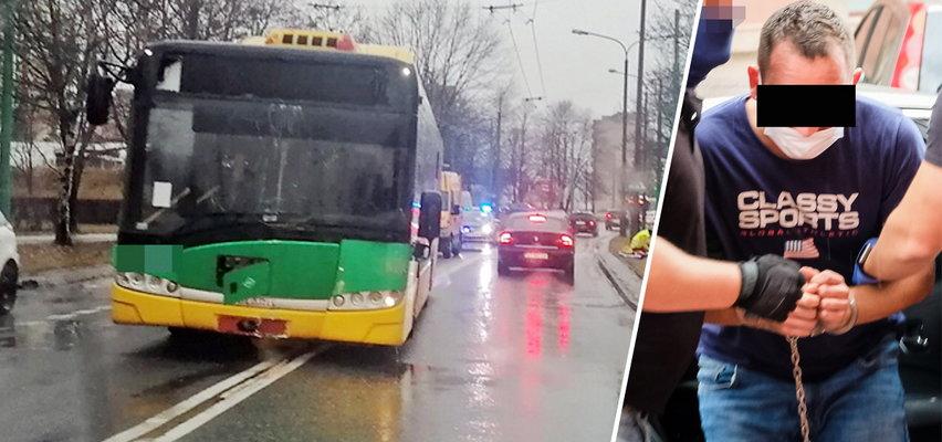 Nowe, szokujące fakty ws. kierowcy grozy w Katowicach. Jak ktoś taki w ogóle mógł usiąść za kierownicą autobusu?