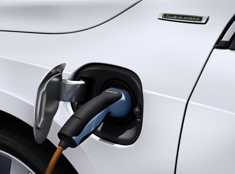 Volvo V60 Plug-in - hybryda w Genewie