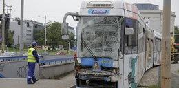 Zderzenie tramwajów w centrum Wrocławia! Są ranni