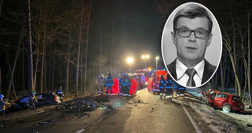 Nie żyje znany dziennikarz i prezenter TVP. Potworny wypadek!