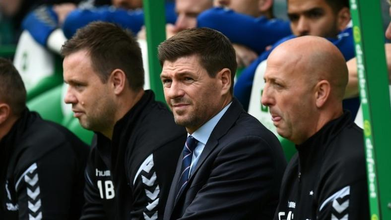 Rangers manager Steven Gerrard enjoyed a return to winning ways over Dundee on Saturday