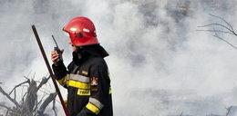 Strażak zabrał 5-letnie dziecko na akcję
