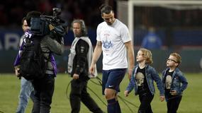 Dziennikarz rozzłościł Zlatana Ibrahimovica