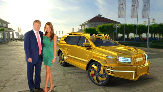 Dartz chce zbudować auto dla prezydenta Donalda Trumpa