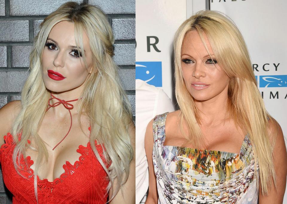 Doda i Pamela Anderson