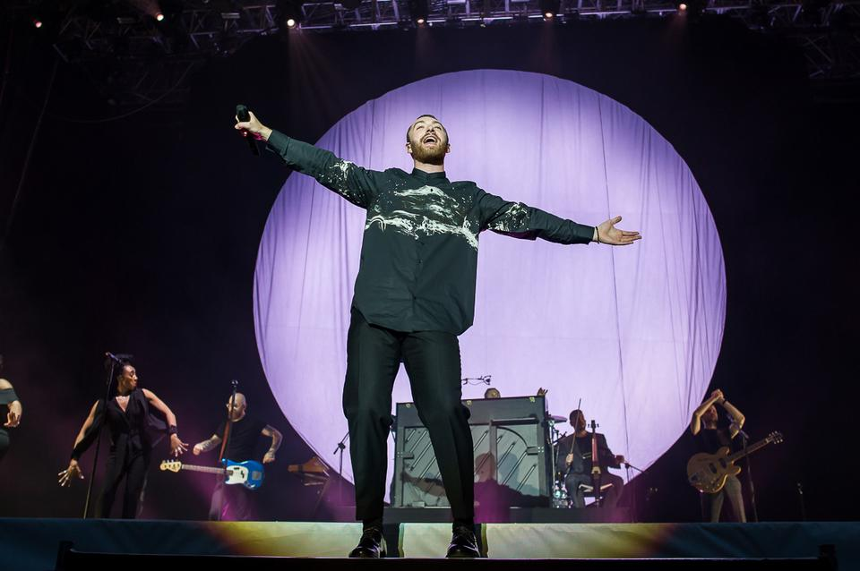 Orange Warsaw Festival 2018: Sam Smith