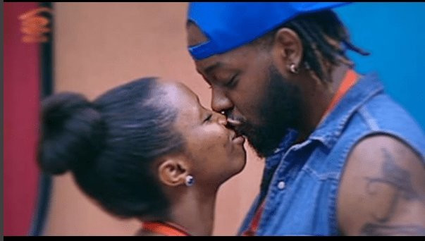 Teddy A and BamBam were ex-housemates of the BBNaija 3 'Double Wahala' who nurtured a relationship from the house. [Instagram/TeddyA]