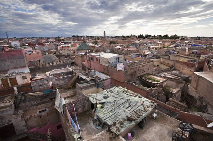 Maroko Marakeš