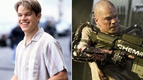 Aktorskie przemiany Matta Damona