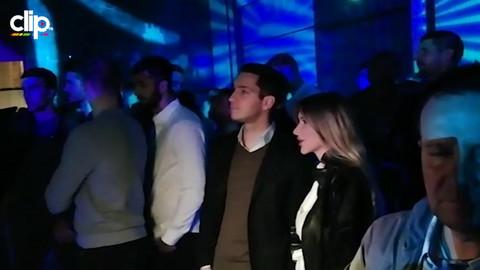 Brat Ane Ivanović prvi put u javnosti sa devojkom: Evo koju poznatu lepoticu je osvojio! Video