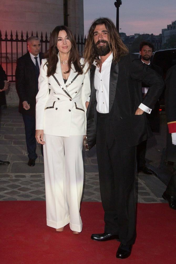 Monika Beluči i Nikolas Lefevr