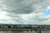 Novi Sad612 Objektiv oblaci iznad grada Dunav foto Nenad Mihajlovic