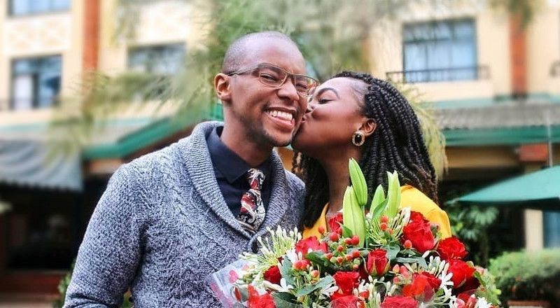 Joyce Omondi and Waihiga Mwaura share unknown details about their marriage