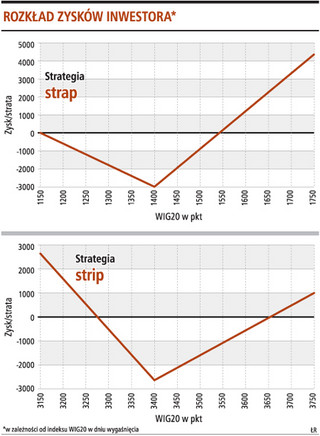 Strategie opcyjne na okresy wahań indeksu