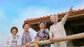 Okinawa: wśród przyjaciół do końca życia. Czym są moai?