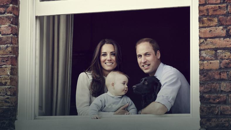 9-miesięczny syn Kate i Williama
