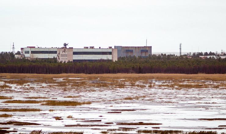 Vojna baza u Arhangelovsku