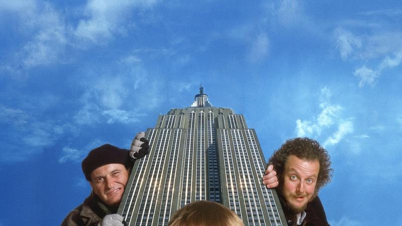 """""""Kevin sam w Nowym Jorku"""""""
