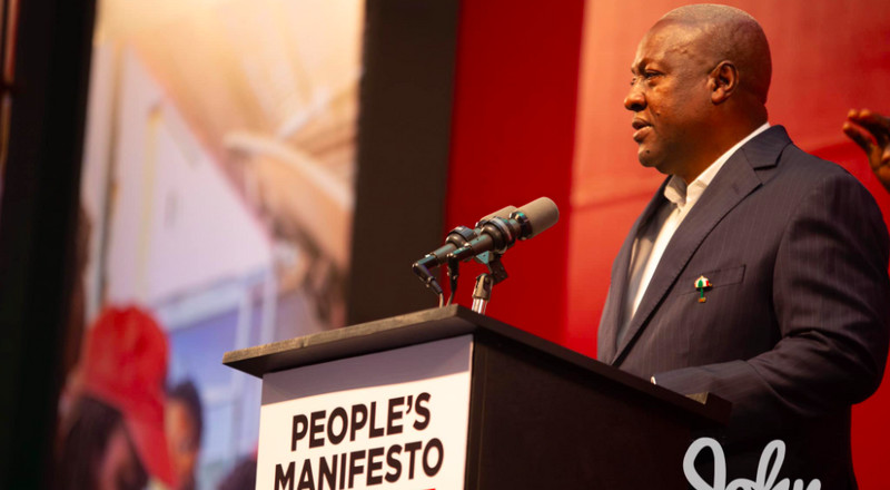 "After mocking us NPP is now implementing our ""Peoples' Manifesto"" – John Mahama"