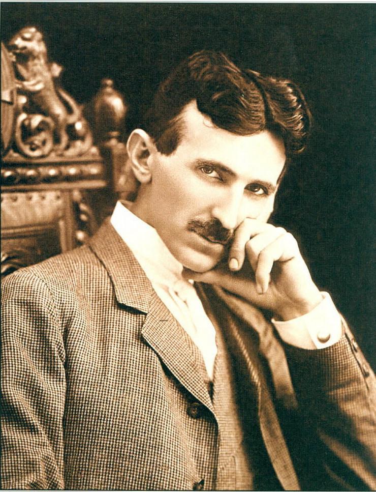 Nikola Tesla dobija spomenik na platou između Hrama i Biblioteke
