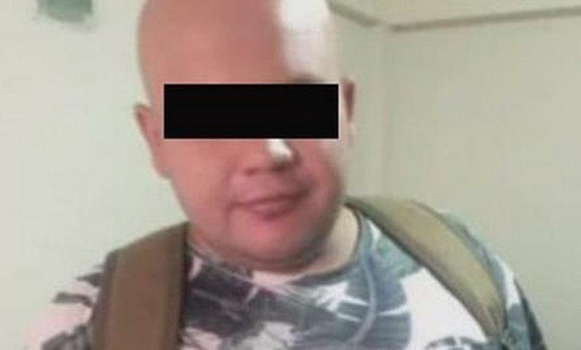 38-letni Gracjan Paweł S.