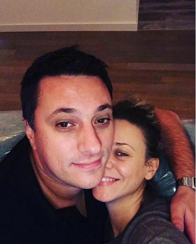 Andrija Milošević i Aleksandra Tomović