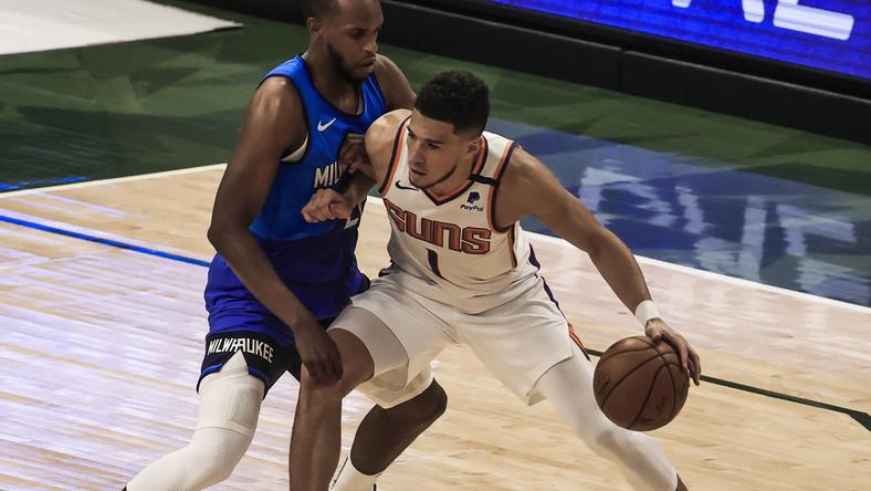 NBA: Phoenix Suns i Milwaukee Bucks zagrająw finale