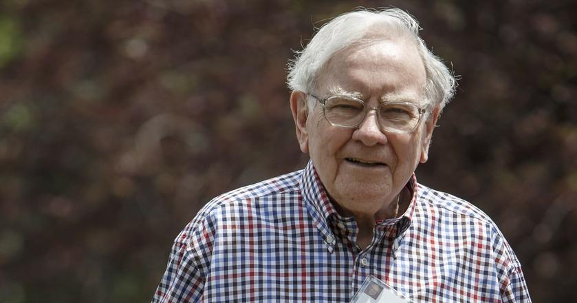 Warren Buffet i jego wehikuł Berkshire Hathaway połasili się na jeden z największych banków w USA