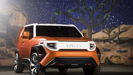 FT-4X Concept – Toyota dla millenialsów