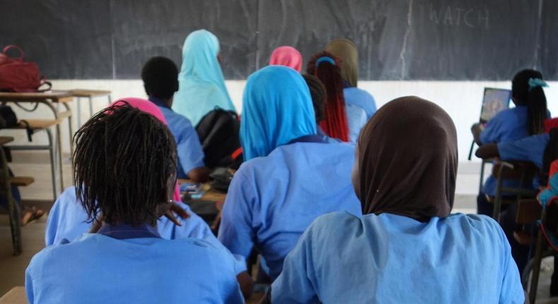 Scolarisation des filles au Senegal