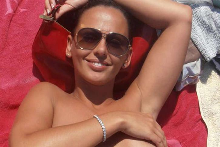 gallardo topless Nereida