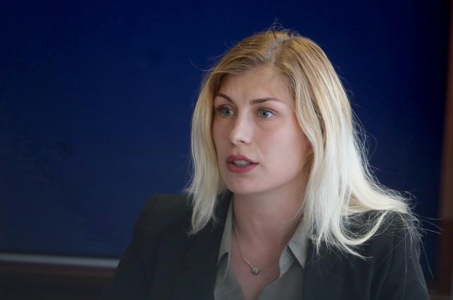 Danica Gnjatović, portparol MUP RS