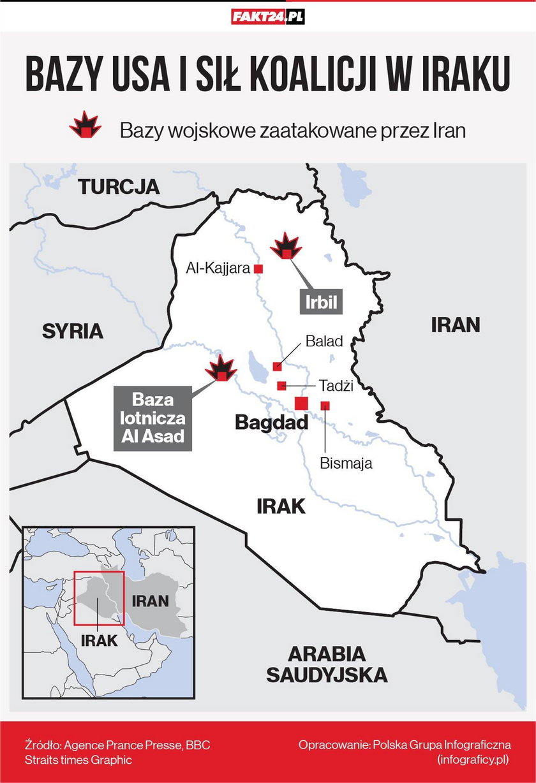 Polacy powinni zostać w Iraku? Zaskakujące wyniki sondażu