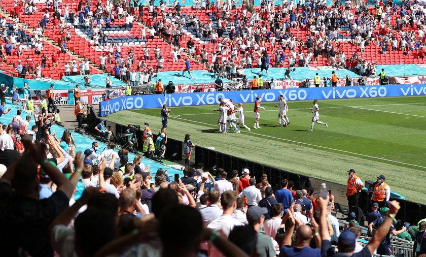 Anglicy rozgrywają swoje mecze na Wembley, ale nawet jak dojdą do finału, mogą tu nie zagrać.