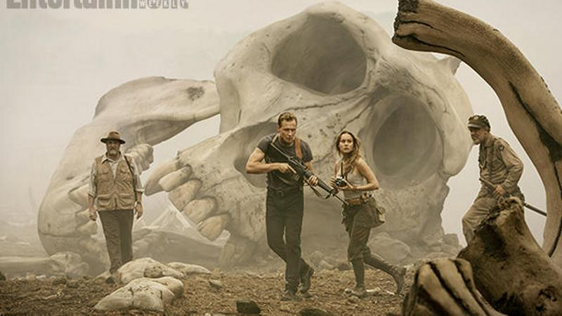 """Kong: Skull Island"" - kadr z filmu"