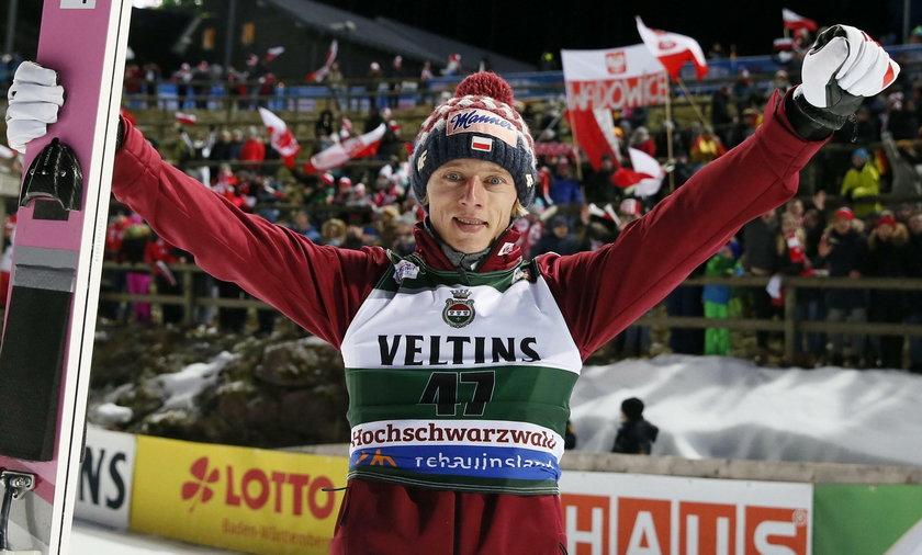 Dawid Kubacki wygrał dwa konkursy PS w Titisee-Neustadt