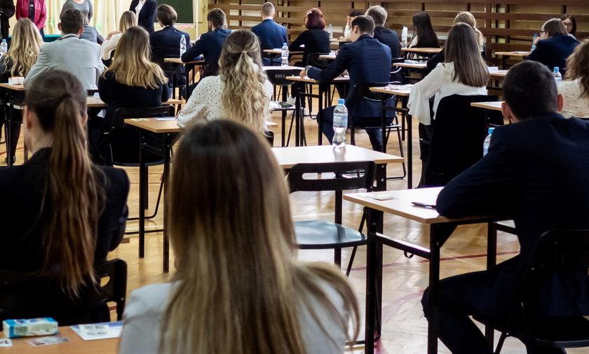 Szkoła w dobie pandemii koronawirusa. Co będzie później? FOT. Mikołaj  Zacharow/NEWSPIX