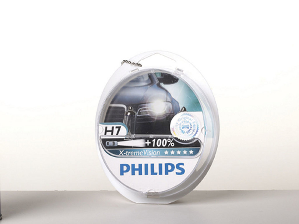 PHILIPS XTREMEVISION +100%