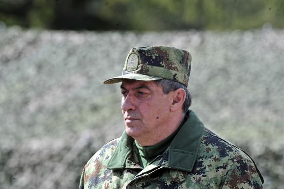 Penzionisani general Ljubiša Diković