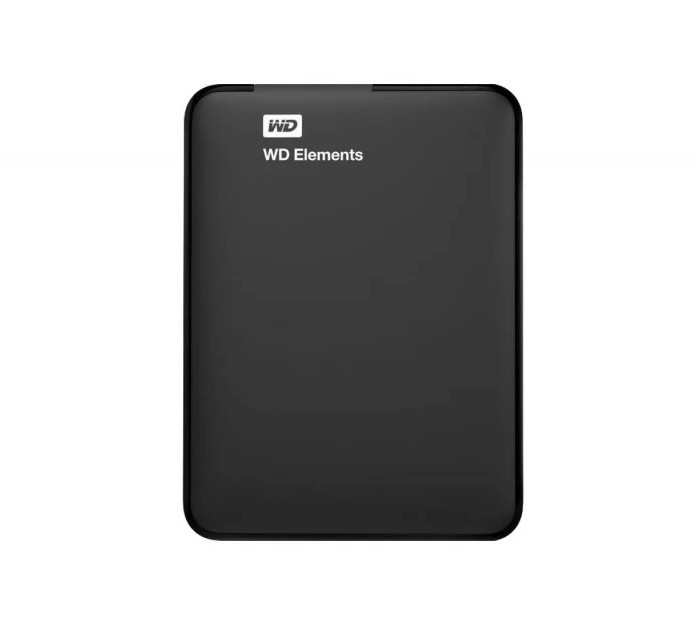 Western Digital Elements 1TB WDBUZG0010BBK - 3