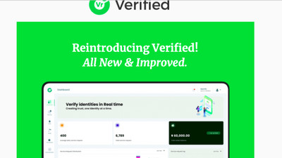 "Seamfix takes identity verification to the next level as they relaunch  ""Verified"": Here is everything you need to know about the upgrade"