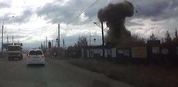 Potężna eksplozja na złomowisku. Dwie osoby nie żyją