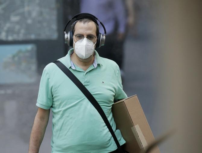 Ne odustajte od nošenja maski