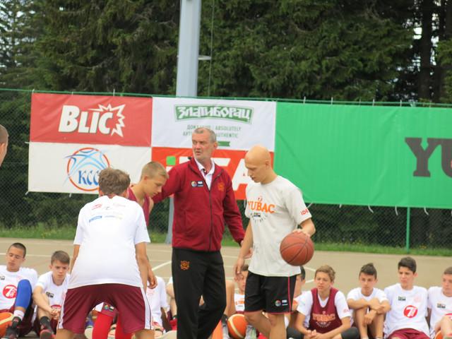 Zoran Sretenović i Ilija Đoković